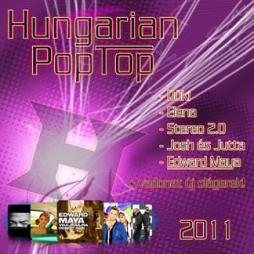 Hungarian Pop Top 2011